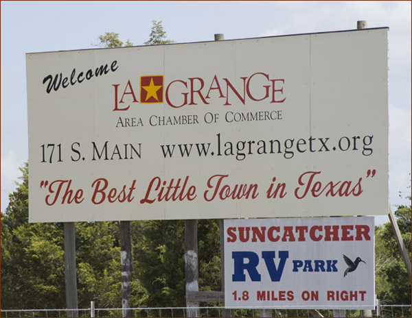 Welcome to La Grange